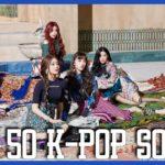 TOP 50 K-POP SONGS CHART – AUGUST 2018 (WEEK 4)