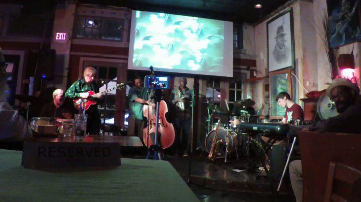 """The """"Original"""" Monday Nite Jazz Jam @ Cafe 4212 – 8/20/18 Clip 1"""