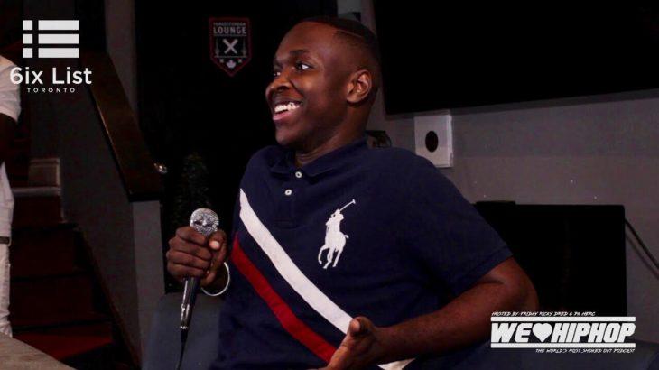 Toronto Guy Cody On The CNE $100 Burger! We Love Hip Hop Podcast S3