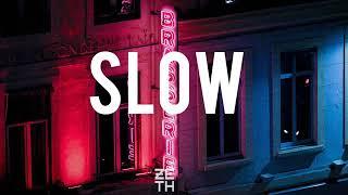 "Trap Beat Instrumental – Trap soul Smooth R&B Instrumental   Bryson Tiller Type Beat   ""SLOW"" (PRO"
