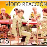 VÍDEO REACCIÓN | BTS – IDOL | WHITE WINGS K-POP