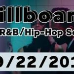 Billboard Top 50 Hot R&B/Hip-Hop/Rap Songs (September 22, 2018)