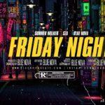 "[FREE] Summer Walker | SZA Type Beat  – ""FRIDAY NIGHT"" | R&B Instrumental 2019 | @BlueNovaBeats"