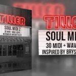 Soul MIDI 2 Loop Kit 30 Bryson Tiller Type MIDI + WAV R&B Loops