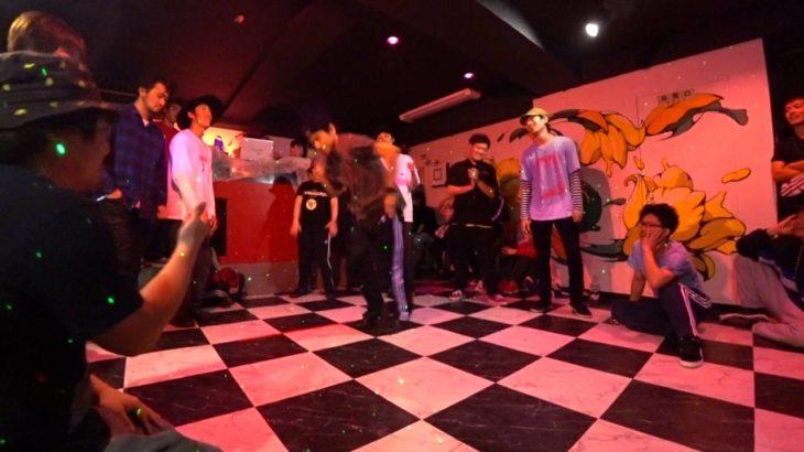 C 紀元前3年~2009 アニソン定番曲 予選サークル / ABC 4th アニソンダンスバトル A-POP DANCE BATTLE