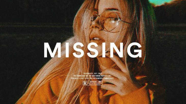 "Trapsoul Type Beat ""Missing"" Smooth R&B Rap Instrumental 2018"