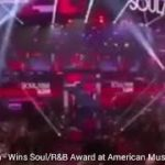 XXXTentacion Wins Favorite Album Award Soul/R&B for '17' at the American Music Awards