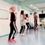 新曲も踊っちゃいます!(10/10 川口 K-POPクラス  講師:向日葵)