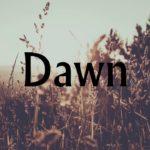 Dawn – HipHop R&B Instrumental Beat