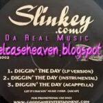 Slinkey: Diggin' The Day (2002) Indie R&B Las Vegas