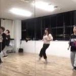 新曲(12/4 心斎橋 K-POPクラス 講師:yuu)