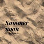 Summer noon (R&B Pop) (CamdenBeats production)
