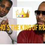 Who's s the King of R&b?