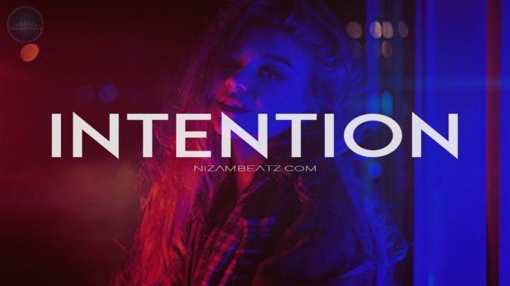 "[2019] Chill R&B Type Beat ""INTENTION"" | Trapsoul Instrumental | Smooth R&B Instrumental 2019"
