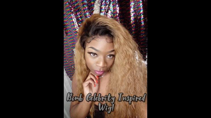 Bomb Rhiana dupe wig/ R&B Wigs