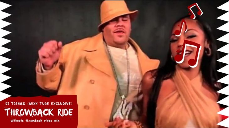 DJ TOPHAZ THROWBACK RIDE Video Mix OLD SCHOOL R&B FT Usher, Beyonce, Chris Brown, Ashanti & More