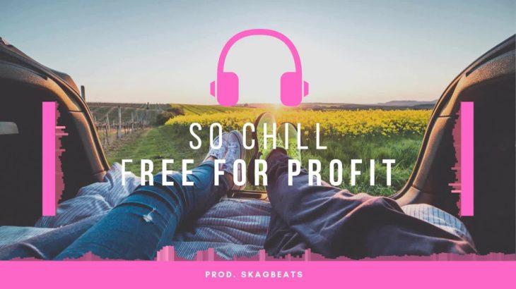 """(Free For Profit) Calm Wavy Rap R&B Beat II """"So Chill"""" II Prod. Skagbeats"""