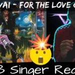 R&B Head Reacts to Steve Vai – For The Love Of God