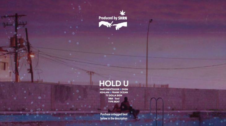 R&B/Soul Type Beat | Hold U (Prod. by SHRN)