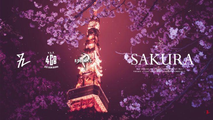 -Sakura- R&B x Korea Type Beats Instrumental [ Prod.by 7high ]