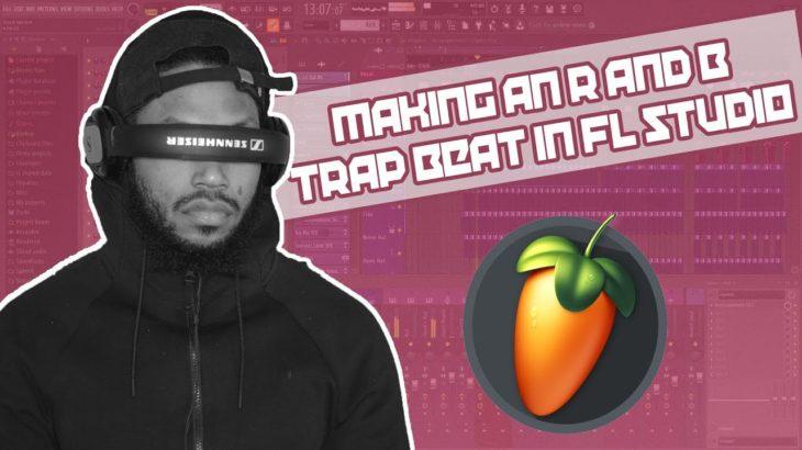 The Flipside Episode #6: MAKING AN R&B TRAP BEAT IN FL STUDIO