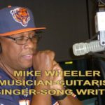 CLASSIC BLUES AND R&B-PODCAST-MIKE WHEELER -21 OCT 2018