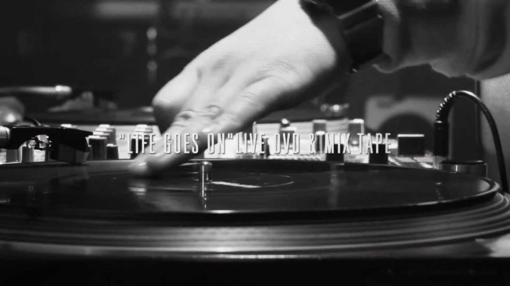 """DJ RYOW """"LIFE GOES ON"""" LIVE DVD & MIX TAPE【Official Trailer】"""