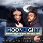 FREE Weeknd ft Jhené Aiko R&B Type Beat / Moonlight (Prod. Cartel630)
