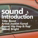 Hip Hop & Rap [No Copyright Music] Boost – Joakim Karud