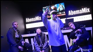 ISH-ONE × T2K  ×  ID『AbemaMix Cypher』EPSODE.2|HIPHOPチャンネル【AbemaTV】