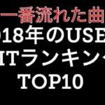 J-POP、洋楽、演歌、街で一番流れた曲は?2018年のUSEN HITランキングTOP10