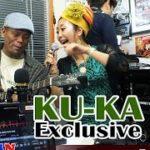 "KU-KA on BLACKAN Radio.  レゲエシンガー""KU-KA""のトークショー&ラジオ番組です"