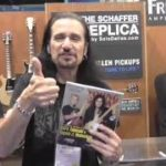 NAMM 2014 – YOUNG GUITAR with Bruce Kulick ブルース・キューリック