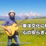 「東洋文化に触れ 心の安らぎと高尚な知恵を」ギタリスト  ネマニア・リビックさん|癒しの音楽| ギター| Nemanja Rebic