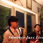 Summer Jazz Live 2018 Digest