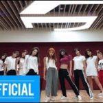 """TWICE """"Dance The Night Away"""" Dance Video (NEW JYP Practice Room Ver.)"""