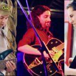 [ep4] One Bass Two Guitars/ ブルース ジャズ ロカビリー 音楽友達