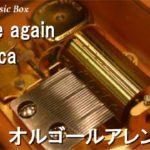 live again/lecca【オルゴール】 (出入禁止の女~事件記者・クロガネ~ 主題歌)