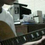 ブルース練習/ケブモ/love blues01