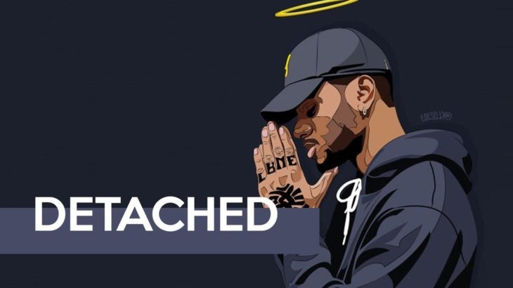 "Dark R&B Trap Type Beat | Bryson Tiller Type Beat ""Detached"""