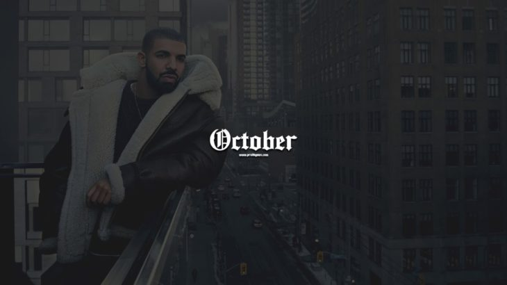 "Drake Type Beat 2019 | ""October"" 