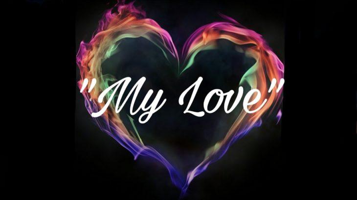 """My Love"" Emotional Rap Beat | R&B Love Song Instrumental 2019 (Prod. By KMK)"