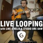 R&B/Soul Style Live Looping with Line 6 Helix & Studio One DAW
