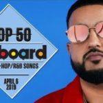 TOP 50 Canciones de TRAP AMERICANO/R&B • 6 de Abril 2019 | Trap en inglés 🇺🇲
