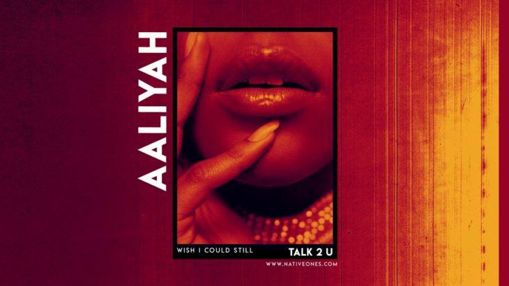 "Aaliyah Type Beat ""Talk 2 U""   2000's R&B Instrumental"