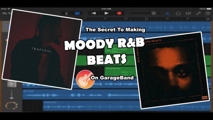 The SECRET To Making INSANE MOODY R&B Beats (Garageband Tutorial) – AlvaroRubiio