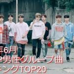 2019年6月K-POP男性グループ曲ランキングTOP20