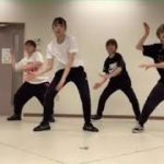 今日から新曲!(5/8 春日部 K-POPクラス 講師:JOY)