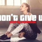 Instrumental | 'Don't Give Up' Vocal Chill Dreaming R&B Reggaeton Type Dance Beat 2019