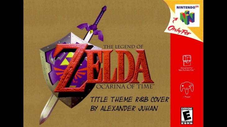 Ocarina of Time Title Theme R&B Cover, by Alexander Juhan